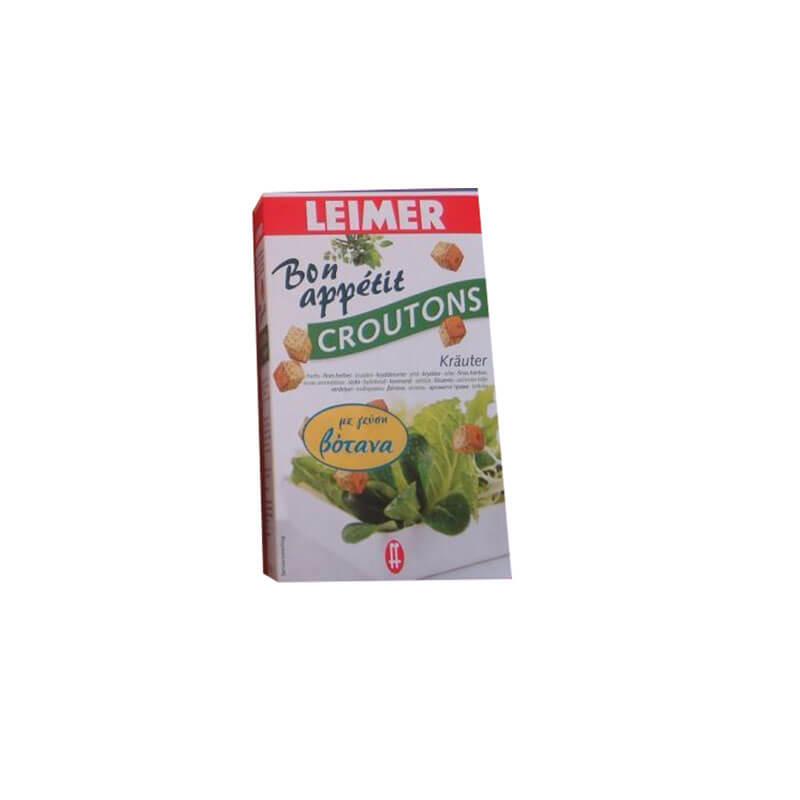 Leimer - Κρουτόν - Βότανα - 100γρ