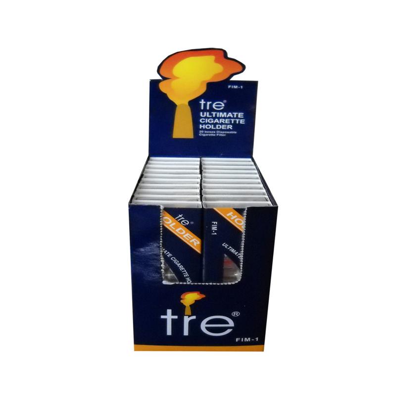 Φιλτράκια Τσιγάρων Tre Holder 10τεμ